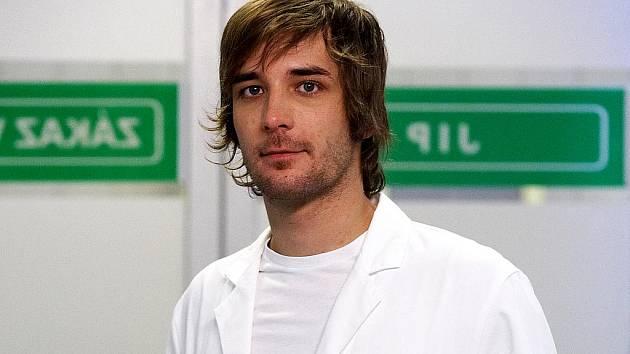 Petr Konáš alias Robert Šambera.