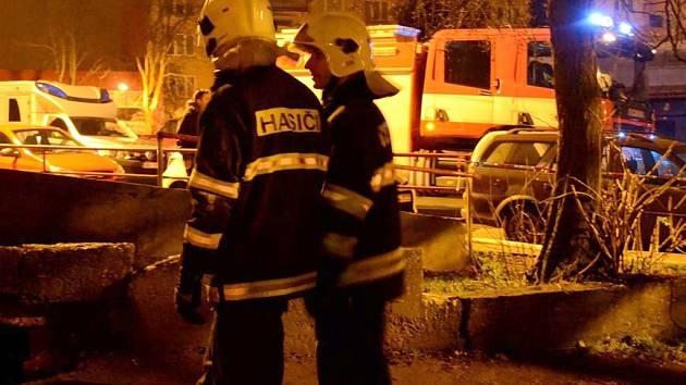 Požár v Chebu si vyžádal dva životy.