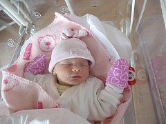 Kateřina (2,58 kg, 48 cm) přišla na svět 26. května ve 14:43 ve Fakultní nemocnici v Plzni. Z narození své první holčičky se radují maminka Jana Ťupová a tatínek Vít Vaník z Velké Hleďsebe.