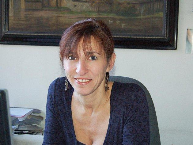 Martina Kuželová.