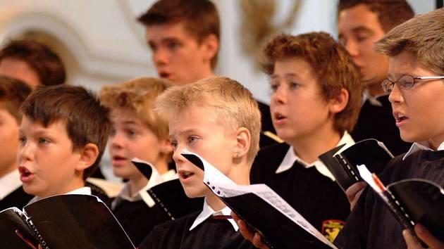 Chlapecký pěvecký sbor Tölzer Knabenchor