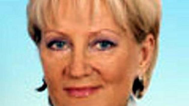 Zdeňka Marková, mluvčí Karlovarské krajské nemocnice.