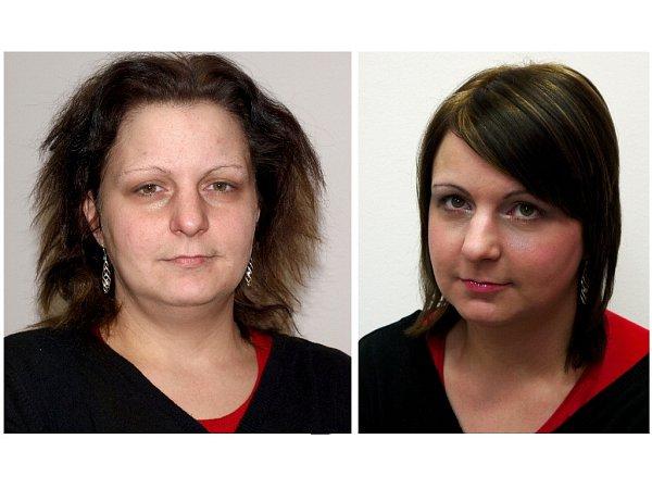 Proměnou sDeníkem tentokrát prošla devětadvacetiletá maminka tří dětí Lucie Halíková zHazlova.