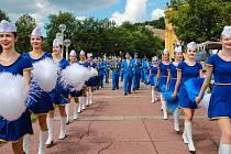 V Mariánských Lázních se konal první ročník Lázeňského karnevalu na ulici.