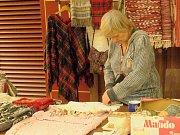 Druhý ročník Free Fler Marketu v chebském Kulturním centru Svoboda.
