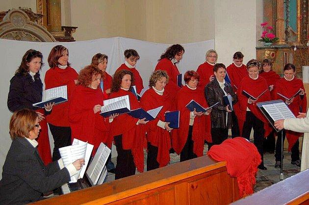 Velikonoční koncert v Pomezí nad Ohří