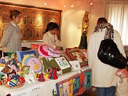 Muzeum v Chebu začíná být zájemcům o prodejní trhy malé.