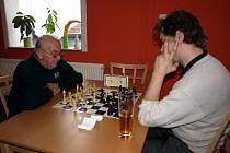 Sobotní šachový turnaj v Pomezí nad Ohří