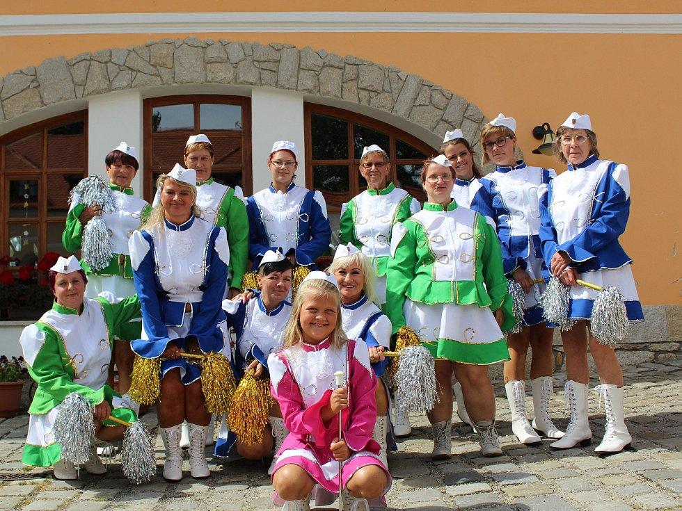 Slavnostní vyhlášení Vesnice roku.