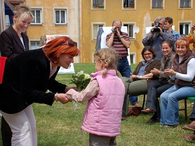 Dění na Chebských dvorcích v sobotu 14. června