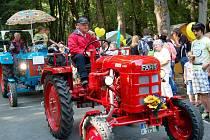 Několik stovek hostů z Lubů a německého města Erlbach a dalších měst zavítalo o víkendu do Lubů. Konal se tu již devatenáctý ročník Hraničních slavností.