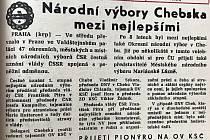 Co noviny psaly před 30 lety? Hraničář z 3. května 1989.