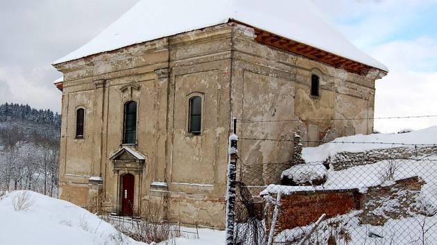 Kostel sv. Kateřiny v Libé