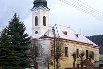 Kostel sv. Šimona a Judy v Milíkově