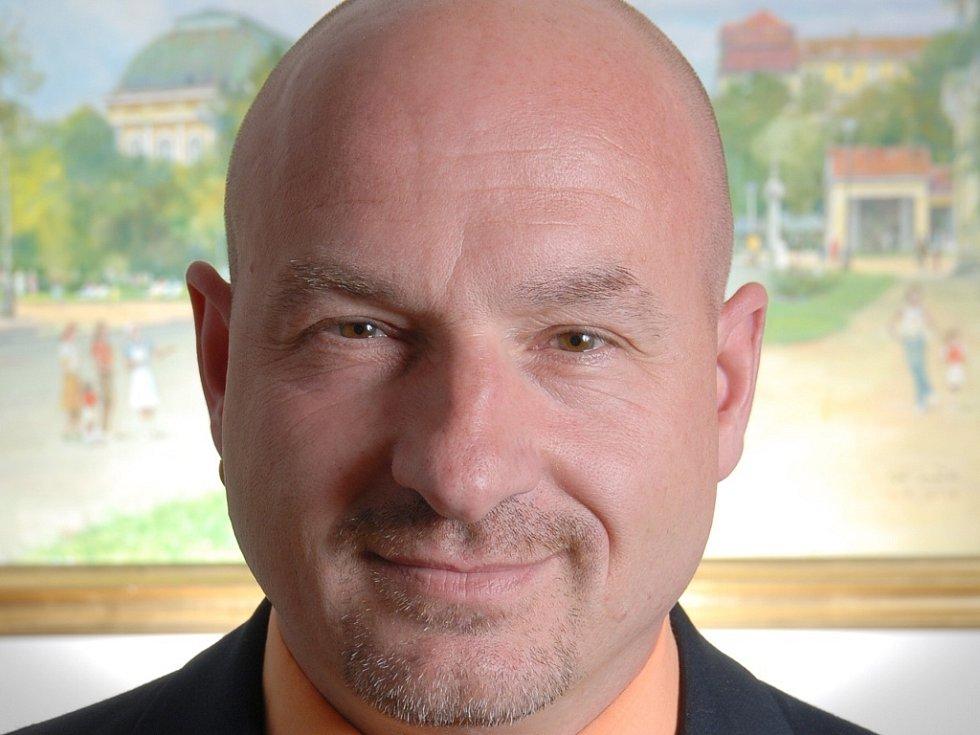 Ivo Mlátilík, starosta Fr. Lázní