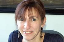 Martina Kuželová, mluvčí chebské radnice