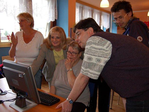 Slavnostní zakončení projektu Kreativní pracoviště v Chebu