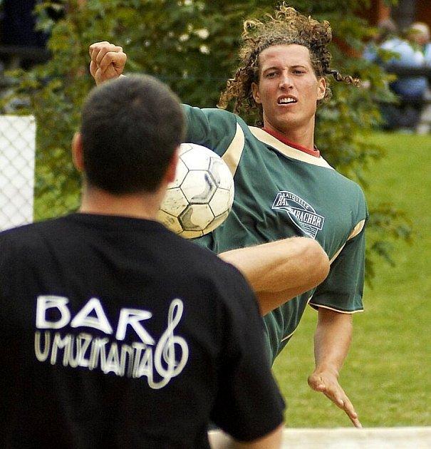 Nohejbalový turnaj Zukal Cup