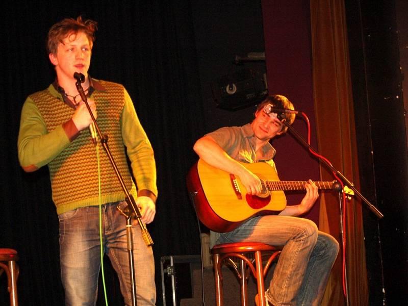 Koncert Tomáše Kluse v Chebu