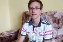Michael Chovanec z Františkových Lázní dovezl z celostátní soutěže ZUŠ v komorní hře na žesťové dechové nástroje letos za hru na trubku v duetu spolu s Adamem Valentou první cenu.