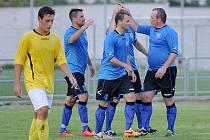 FC Cheb odstartoval úspěšně