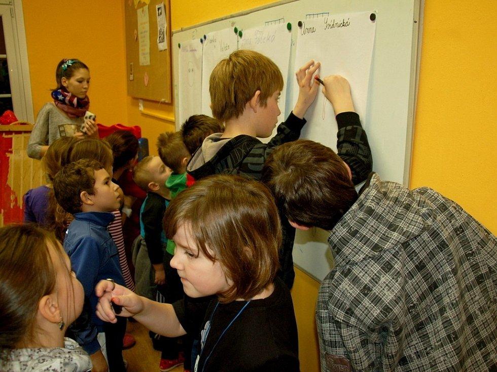 Děti pátraly po minulosti Karla IV.
