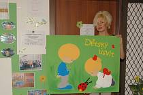 Organizátorka akce Dětský úsvit Sonia Sudimacová.