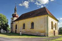 Římskokatolický kostel svatého Víta je nejstarší dochovanou památkou v Trstěnicích.