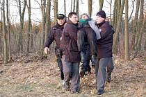 POLICISTÉ našli pohřešovanou ženu v lese u Zátiší nedaleko Františkových Lázní.
