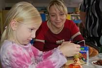Zdravý den v chebské mateřské školce Pohádka