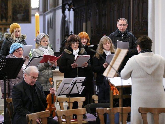 Hned dva charitativní koncerty na podporu chebského Hospicu sv. Jiří se v uplynulých dnech uskutečnily na Chebsku.
