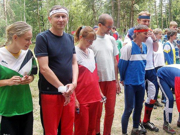 Mariánskolázeňští získali čtyři třetí místa v orientačních štafetách.