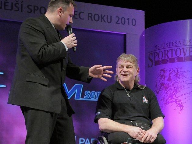 MIROSLAV HRBEK se už několikrát také dočkal ocenění za reprezentaci regionu. Figuruje například na vyhlašování ankety o nejlepší sportovce Chebska.