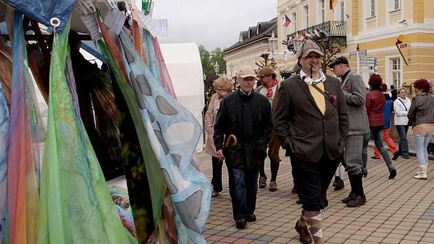 Františkovy Lázně zahájily další sezonu.