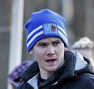 Tomáš Rolník, trenér fotbalového týmu žen Hvězdy Cheb