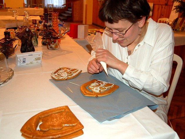 Výstava Žandovácké zlaté ruce