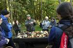 Tradiční uzamčení lesa se uskutečnilo na Zelené hoře na Chebsku.