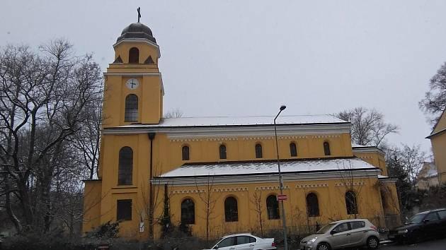 Jednou z kulturních památek České republiky ve Františkových Lázních je evangelický kostel svatého Petra a Pavla.