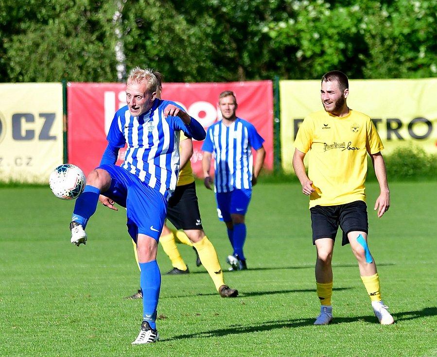 Fotbalisté ostrovského FK udolali na svém stadionu v rámci Turnaje KKFS mariánskolázeňskou Viktorii 1:0, když dosáhli na druhou výhru v řadě za sebou.