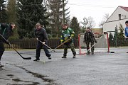 Hokej na silvestra neodmyslitelně patří k jedné z milíkovských tradic.