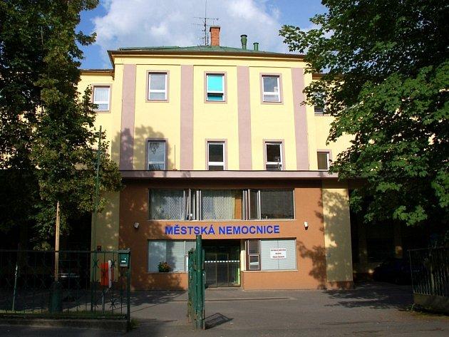 Městská nemocnice v Mariánských Lázních