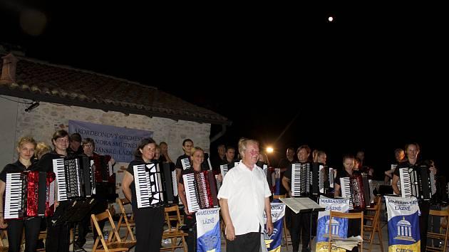 ÚSPĚCH. Mariánskolázeňští harmonikáři si po Mexiku podmanili i Itálii.