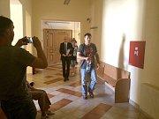 Chebský soud projednával smrt plavce.