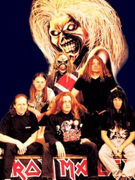 Iron Maiden revival se představí v ašském klubu Klubíčko
