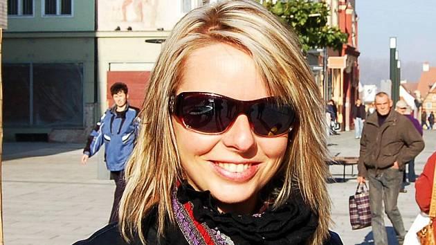 Vladimíra Miklišová.