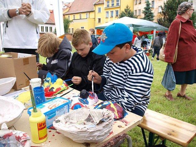 Festival Chebské dvorky 2009