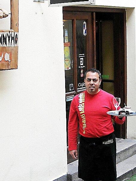 V chebské kavárně se pořádá mnoho zajímavých akcí