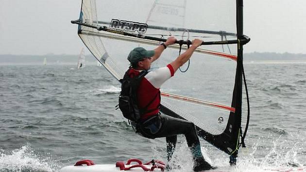 Fotoohlédnutí za windsurfingovým Raceboard World Championships 2009 v německém Warnemünde