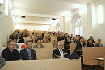 Mezinárodní konference o regionálním školství a vzdělávání v Německu a České republice na chebské Integrované střední škole.