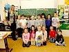 V Dolním Žandově vystupují žáci na obecních akcích